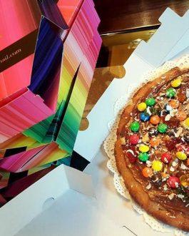 Cruzt (Cookie Pizza)